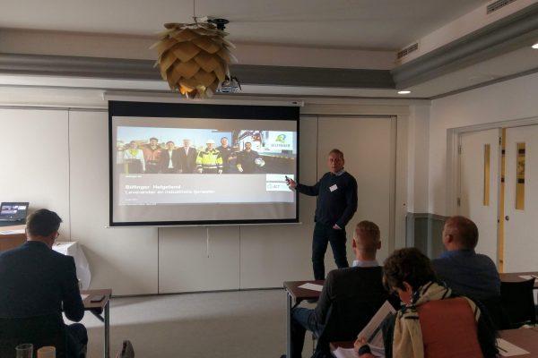 Tom Eilertsen, daglig leder i Bilfinger Industrial Services, avd. Helgeland
